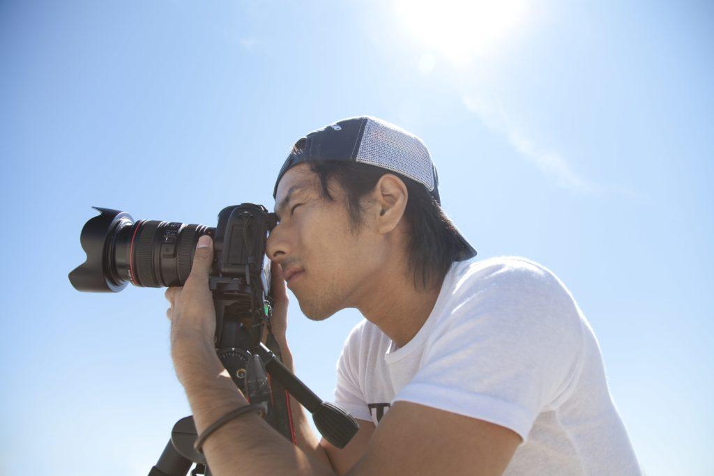 体験談 カメラマン