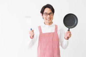 50代男性 料理