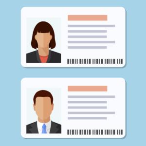 婚活アプリ 身分証明書