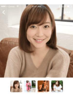 マッチングアプリ 女性プロフィール写真1