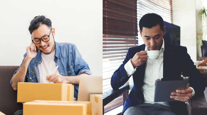 自営業と経営者、あなたが付き合うのに向いているのはどっち?