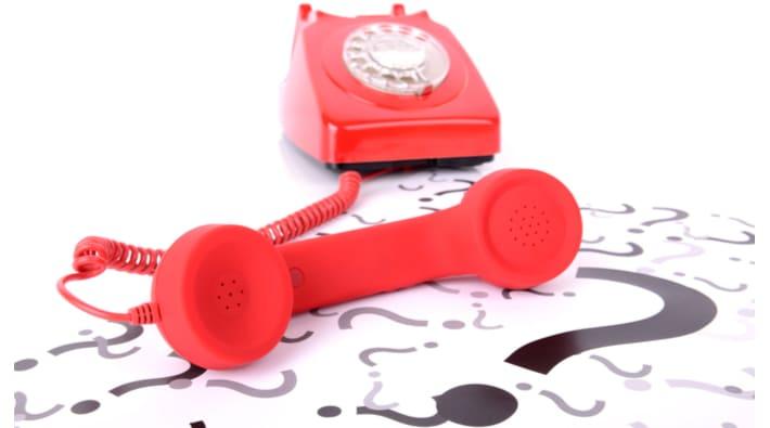 初めて電話をするときに、多くの女性が抱える疑問