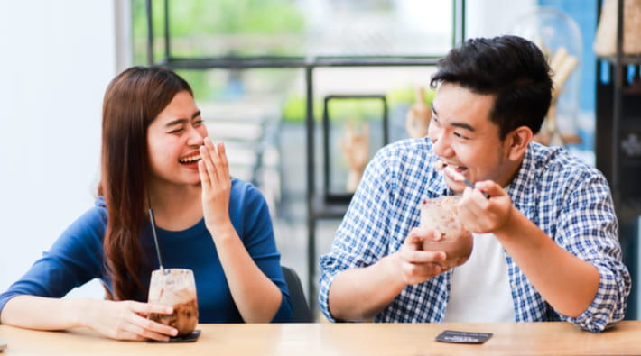 マッチングアプリの出会いから、お付き合い&結婚に進展した人たち