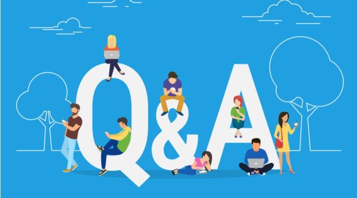 Q&Aと男女