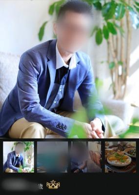 プロの写真 男性例2