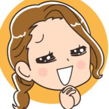 笑顔の女性アイコン2