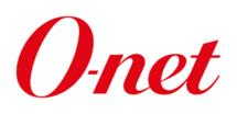 オーネットのロゴ